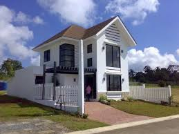 Modern Small Home Small Modern House Philippines Storey Home Designs House Plans