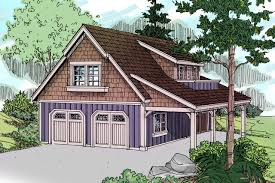 garage with apartments plans garage with dormered living area 72667da architectural designs