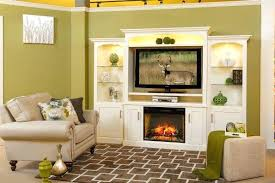 Sears Electric Fireplace Electric Fireplace Tv Stands At Lowes Park Lane Entertainment