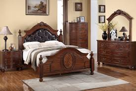 Dark Wood Bedroom Furniture Cherry Wood Bedroom Furniture Izfurniture