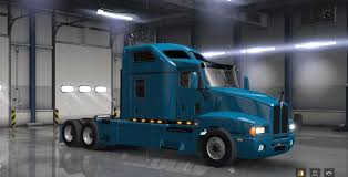 best kenworth truck trucks pack v1 1 for ats american truck simulator mod ats mod
