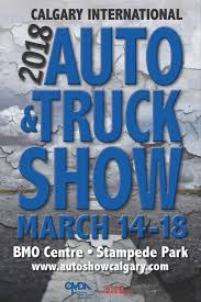 show guide u0026 floor plan u2014 calgary international auto and truck