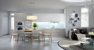 idées cuisine ouverte salon cuisine en image