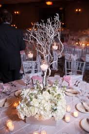 silver manzanita centerpieces from jan dekker designs bretta s