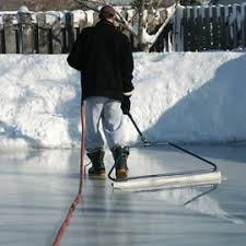 Making Ice Rink In Backyard Backyard Rink Kits From Hockeyshot Your 1 Source In Hockey