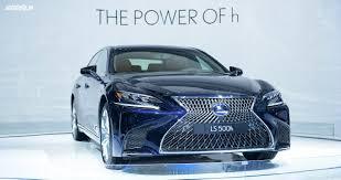 gia xe lexus moi siêu phẩm lexus ls500h hoàn toàn mới ra mắt tại việt nam