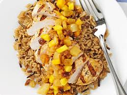 pineapple mango chicken recipe taste of home