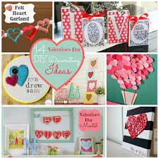 Valentine S Day Decorations And Supplies by Huckleberry Love 14 Valentine U0027s Day Diy Decorating Ideas Round Up