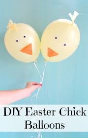 Balloon Decorations For Easter by Diy Easter Balloons Val Event Gal