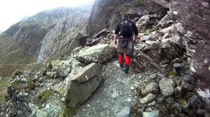 devil kitchen knives devils kitchen glyderau snowdon youtube