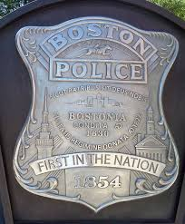 jp first responders decoding the boston police badge jamaica