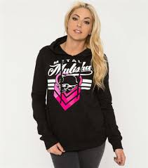 metal mulisha motocross boots metal mulisha womens scrimmage pullover hoody black on clearance