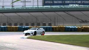 lexus lfa v10 560 ch lexus lfa driving scenes hd option auto news youtube