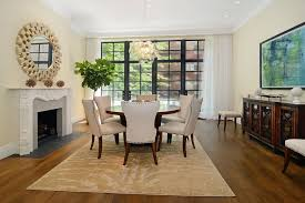 luxury transitional style home staging design by white nyc manhattans leader in real estate staging sid pinkerton stager