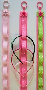 how to make a headband holder 30 fabulous diy organization ideas for ribbon headbands