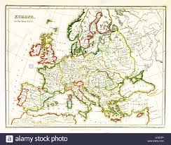 Ottoman Empire Capital A Map Of Europe Showing Territorial Borders Existing In The 15th