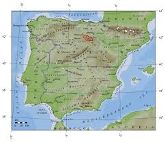 Pais Vasco Map Sierra De La Demanda U2013 Wikipedia Wolna Encyklopedia
