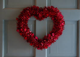 valentines day wreaths s day wreaths that ll make you say be mine ribbons