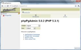 membuat database admin dengan xp integrasi xampp postgresql phppgadmin di windows meg lithikum