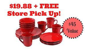 19 88 better homes gardens 16 dinnerware set free
