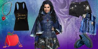 evie costume descendants style series evie yayomg