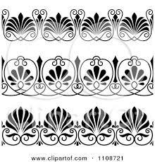 Art Deco Design Elements Royalty Free Rf Art Deco Design Elements Clipart Illustrations
