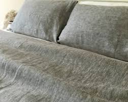medium grey linen duvet cover linen duvet cover grey linen