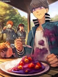 Persona 4 Kink Meme - persona 4 curry dessin nekobayashi222 manga news tvhland