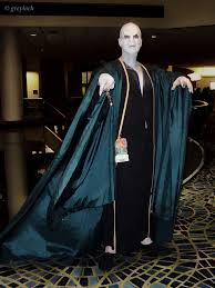 Lord Voldemort Halloween Costume Dark Lord Voldemort Red Eyes Cosplay