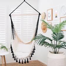 luxury macrame hammock chairs and swings from ivory u0026 deene