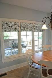 Kitchen Window Decorating Ideas 10 Stylish Kitchen Window Treatment Ideas Ikat Pattern Valance