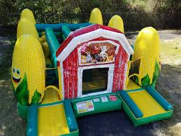 Halloween Inflatables Haunted House by Corn Maze Inflatable Rentals U0026 Sales Usa Sky High Party Rentals