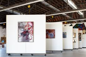 Gallery Art Wall Draw Architecture Urban Design Movable Walls Allow For