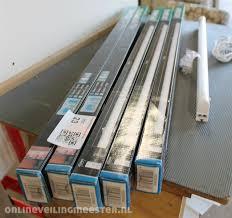 sylvania t5 fluorescent ls 5x fluorescent fixture sylvania ls 200 4000k onlineauctionmaster com