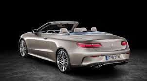 mercedes e class mercedes e class cabriolet open for pleasure