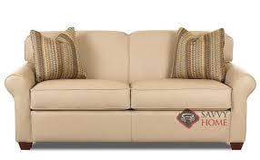 Leather Full Sleeper Sofa Full Sleeper Sofa