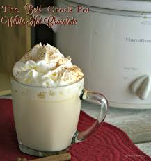 crock pot rumchata white chocolate the farmwife drinks