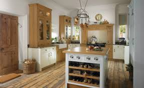 Kitchen Island With Bookshelf Kitchen Style Hanging Kitchen Pot Racks And Small Kitchen Island