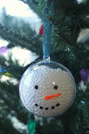 easy snowman ornament all things target