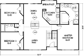 split bedroom house plans traditional style house plans plan 4 124