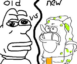 New Meme Face - memes v s new memes