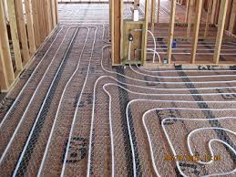 hydronic radiant heating alternative renewable energy northern