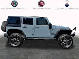used lifted jeep wrangler unlimited for sale jeep wrangler lifted in illinois for sale used cars on