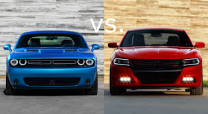 a dodge charger battle of the cars 2016 dodge challenger vs 2016 dodge