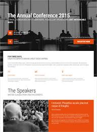 15 html5 landing page templates wordpress blogger website