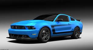 Mustang Boss 302 Specs 2012 Ford Mustang Grabber Blue Boss 302 Laguna Seca Conceptcarz Com
