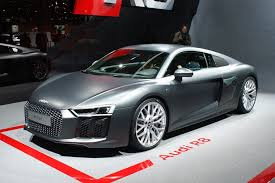 second generation audi r8 second audi r8 priced at 120k coming late 2015
