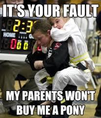 Karate Memes - making the obvious more obvious with funny jiu jitsu memes graciemag