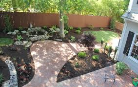 Paver Patio Beautiful Rumbled Clay Paver Patio Before And After By Johnson