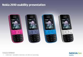 nokia 2690 black themes nokia 2690 usability presentation ppt video online download